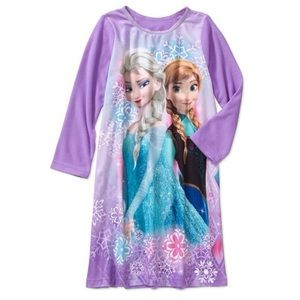 Frozen Disney  Toddler Girls Sleepwear